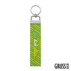 Gruss & Co Schlüsselanhänger Schlüsselband ..für dich allein..44242
