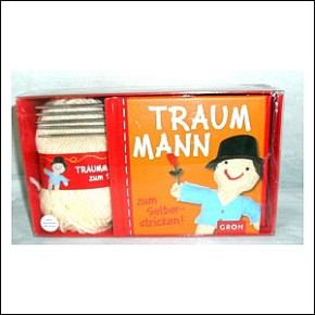 Buch Traum Mann