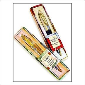 Kugelschreiber Buchstabe F