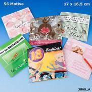 Geburtstagskarte mit Musik 3868-038 60. Geburtstag