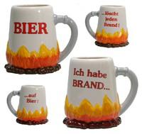Bierkrug Bier