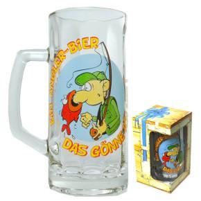 Bierglas Angler-Bier