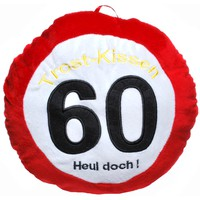 Kissen 60. Geburtstag