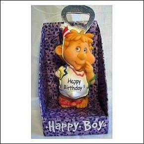 Happy Boy Bieröffner Birthday