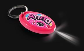 Taschenlampe Mädchen Name Anja