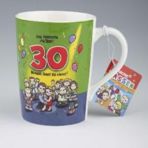 Archies Becher zum 30. Geburtstag 005