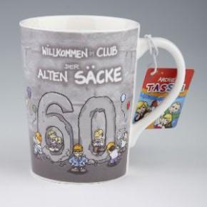 Archies Becher zum 60. Geburtstag