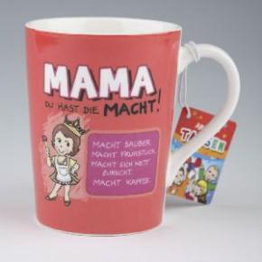 Archies Becher mit Spruch für Mama