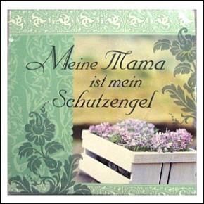 Geschirrtücher  mit Spruch Mama