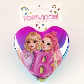 Top Model Klapp Haarbuersten mit Buchstabe B