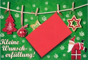 Lustige Weihnachtskarte 8634-012