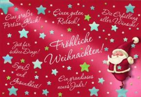 Lustige Weihnachtskarte 8634-023