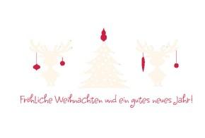 Lustige Weihnachtskarte Medi Klappkarte Weihnachten 004