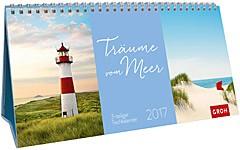 Kalender 2017 Tischkalender Träume vom Meer