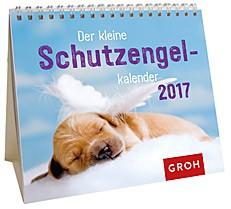 Jahreskalender 2017 Mini-Kalender Schutzengelkalender
