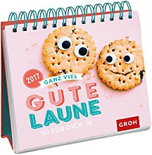 Jahreskalender 2017 Wochenkalender Gute Laune