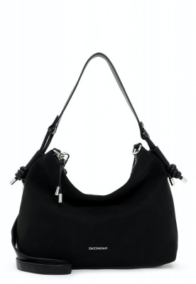 EMILY & NOAH Beutel Erika black 100 35cm Damentaschen Handtaschen Shopper