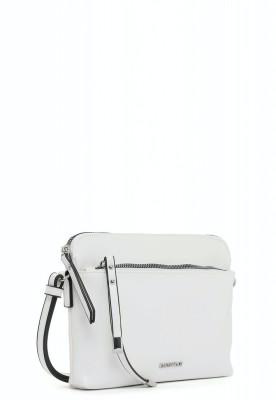 EMILY & NOAH Umhängetasche Elif 26cm white 300 Damentaschen Handtaschen Shopper