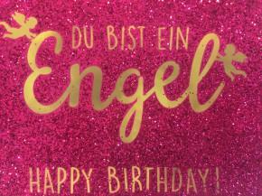 WUNSCHERFÜLLER Soundbox 1 Stück Du bist ein Engel Happy Birthday