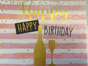 WUNSCHERFÜLLER Soundbox 1 Stück Happy Happy Birthday
