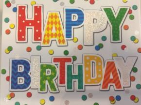 WUNSCHERFÜLLER Soundbox 1 Stück Happy Birthday