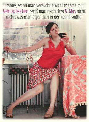 Postkarten mit Sprüchen Undercover 045b