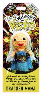 Watchover Voodoo Sammel Puppe mit Spruch Drachen Mama