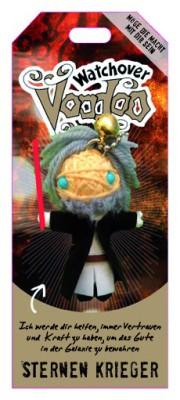 Watchover Voodoo Sammel Puppe mit Spruch Sternen Krieger