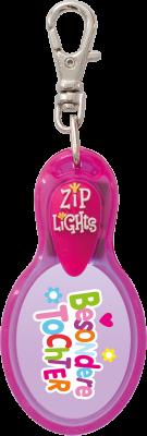 John Hinde Zip Light Besondere Tochter
