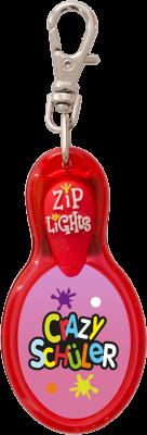John Hinde Zip Light Crazy Schueler