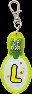 John Hinde Zip Light mit Buchstabe L