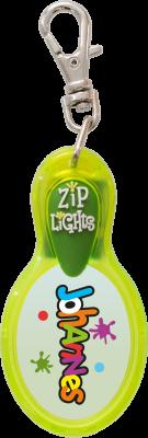 John Hinde Zip Light mit Namen Johannes