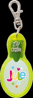 John Hinde Zip Light mit Namen Jule