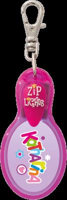 John Hinde Zip Light mit Namen Katharina