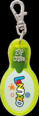 John Hinde Zip Light mit Namen Lennard