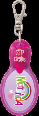 John Hinde Zip Light mit Namen Mathilda