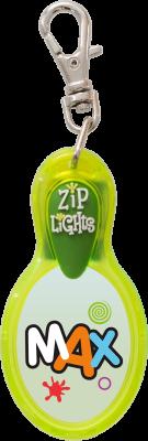 John Hinde Zip Light mit Namen Max