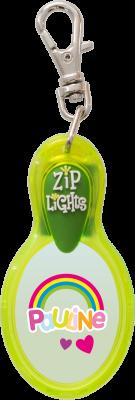 John Hinde Zip Light mit Namen Pauline