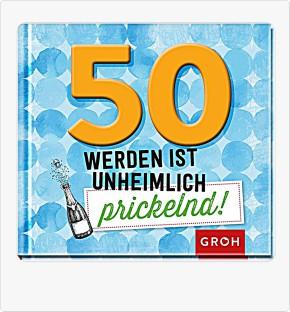 Groh Buch zum 50. Geburtstag
