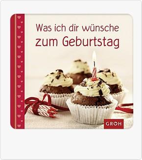 Buch Was ich dir wünsche - zum Geburtstag