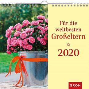 Groh Wandkalender 2020 Großartiger Wandkalender für Oma und Opa