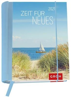 Groh Buchkalender 2021 Zeit für Neues