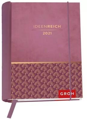 Groh Buchkalender 2021 ideenreich