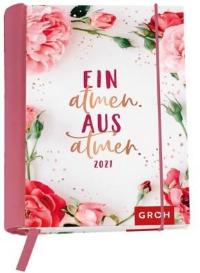 Groh Buchkalender 2021 Einatmen. Ausatmen