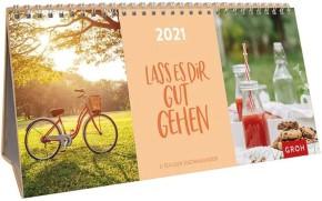 Groh 3-teiliger Tischkalender 2021 Lass es dir gut gehen