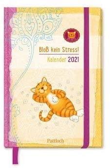 Groh Buchkalender 2021 Bloß kein Stress