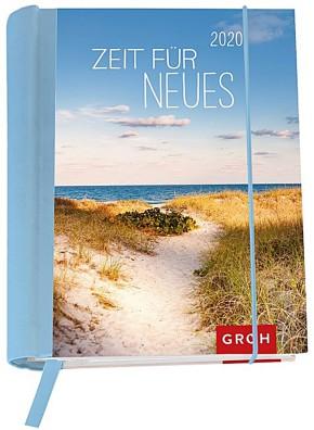 Groh Buchkalender für 2020 Zeit für Neues