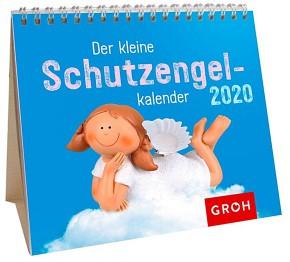 Groh Mini-Monatskalender 2020 Der kleine Schutzengelkalender