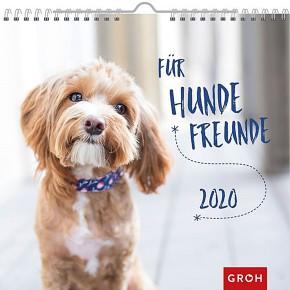 Groh Wandkalender 2020 Für Hundefreunde