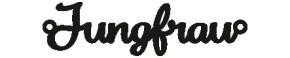 Versilbertes Narmenarmband mit Sternzeichen Jungfrau